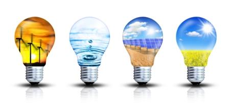 Ideensammlung - Erneuerbare Energien