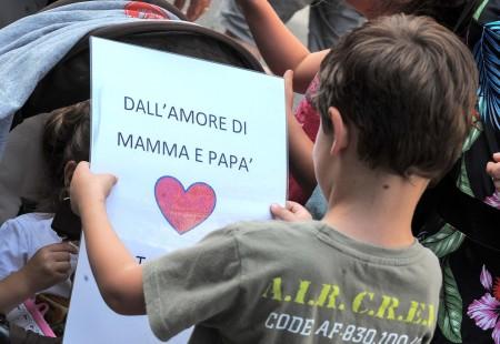 Roma 20/06/2015 Piazza San Giovanni - Manifestazione. Foto Pasquale Carbone / GMT